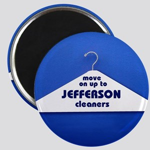 Jefferson Cleaners - Magnet