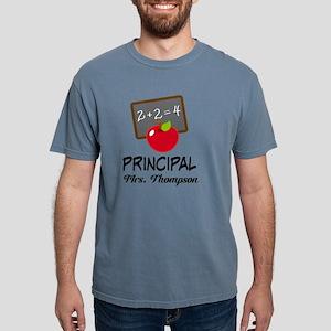 School Principal Persona Mens Comfort Colors Shirt
