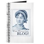 Jane Austen BLOG Journal