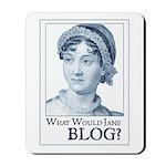 Jane Austen BLOG Mousepad