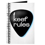 Keef Rules Guitar Pick - Journal