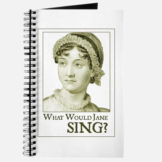 Jane Austen SING Journal
