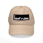 Keef Rules - Khaki Cap