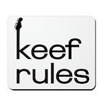 Keef Rules - Mousepad