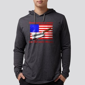ojtherepublican Mens Hooded Shirt
