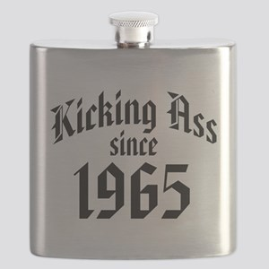Kicking Ass Since 1965 Flask