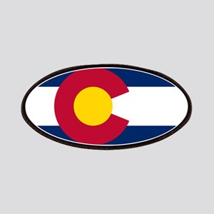 Colorado flag Patches
