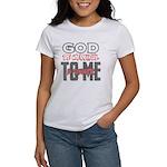 Luke 18:14 Women's T-Shirt