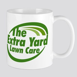 The Extra Yard Lawn Care Mug