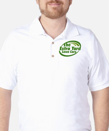 The Extra Yard Lawn Care Golf Shirt