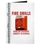 Fire Drills Journal
