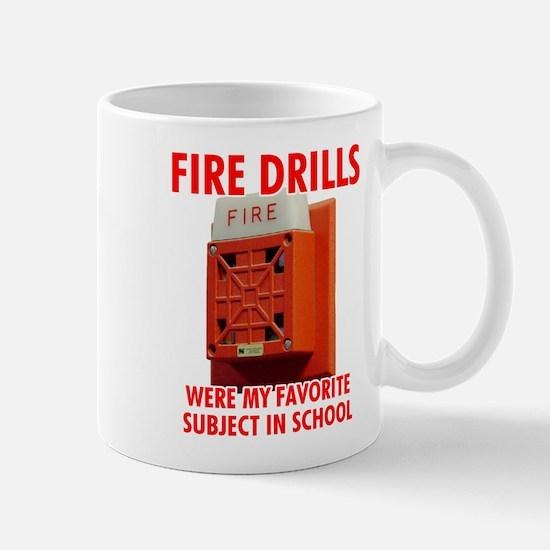 Fire Drills Mug