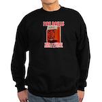 Fire Drills Sweatshirt (dark)