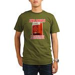 Fire Drills Organic Men's T-Shirt (dark)