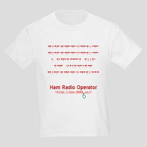 CW Microphone Kids Light T-Shirt
