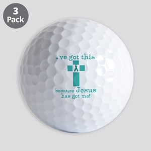 Ive got this Golf Balls