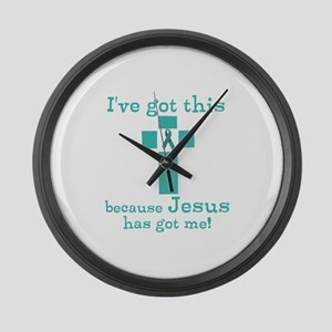 Ive got this Large Wall Clock