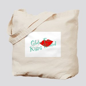 Gluten Free Kisses Tote Bag