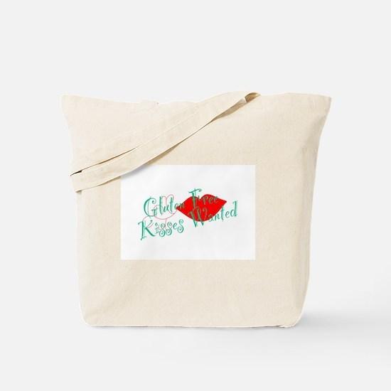 Gluten Free Kisses Tote Bag