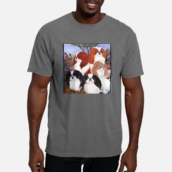 GardenChinsationsKip.tif Mens Comfort Colors Shirt