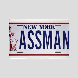 Assman Rectangle Magnet