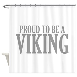 Viking Shower Curtains