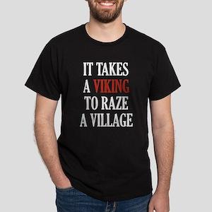 It Takes A Viking Dark T-Shirt