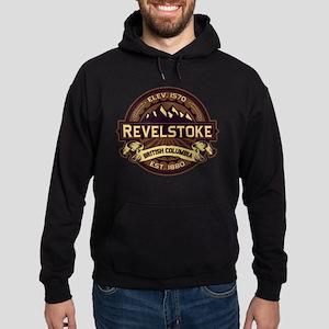 Revelstoke Sepia Hoodie (dark)