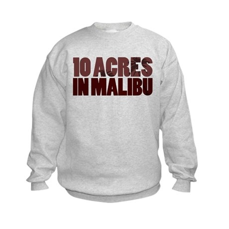 10 Acres Kids Sweatshirt