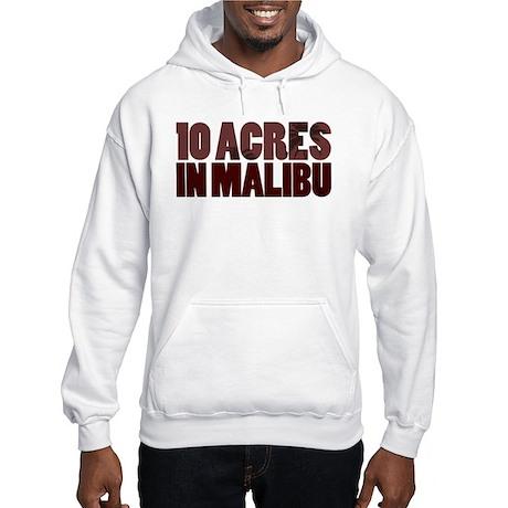 10 Acres Hooded Sweatshirt