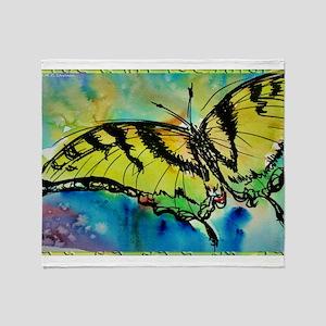 Butterfly Swallowtail butterfly art! Stadium Blan