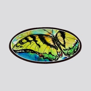 Butterfly Swallowtail butterfly art! Patches