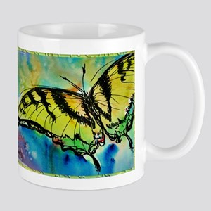 Butterfly Swallowtail butterfly art! Mug