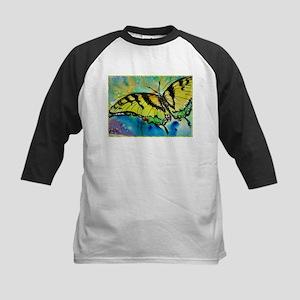 Butterfly Swallowtail butterfly art! Kids Baseball