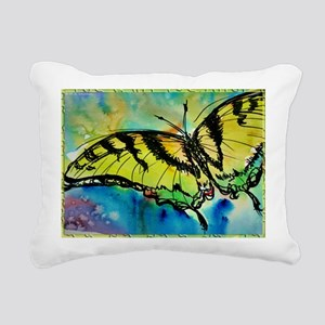 Butterfly Swallowtail butterfly art! Rectangular C