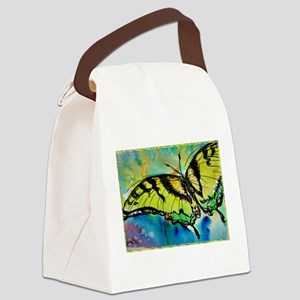 Butterfly Swallowtail butterfly art! Canvas Lunch