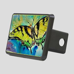 Butterfly Swallowtail butterfly art! Rectangular H