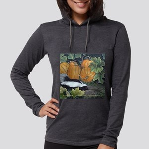 Trick or Treat tile coaster.pn Womens Hooded Shirt