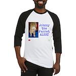 Johnny Alert Baseball Jersey