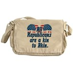 Republicans Are Akin Messenger Bag