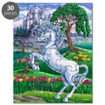 Unicorn Kingdom Puzzle