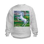 Unicorn Kingdom Kids Sweatshirt