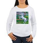 Unicorn Kingdom Women's Long Sleeve T-Shirt