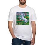Unicorn Kingdom Fitted T-Shirt