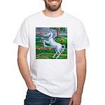 Unicorn Kingdom White T-Shirt