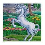 Unicorn Kingdom Tile Coaster