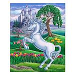 Unicorn Kingdom Small Poster