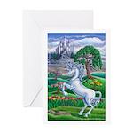 Unicorn Kingdom Greeting Card