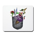Pocket Wildflowers Mousepad