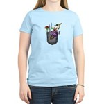 Pocket Wildflowers Women's Light T-Shirt